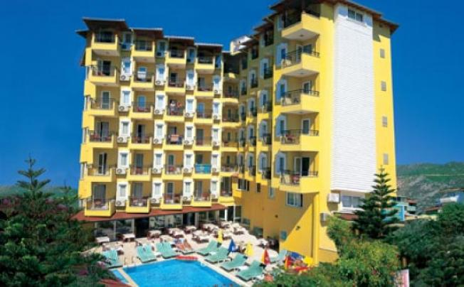 Отель Aroma Hotel
