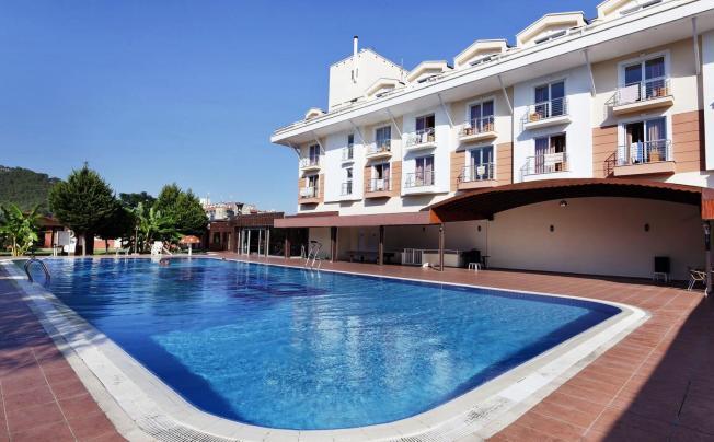Aura Resort Hotel (ex. Larissa Blue Resort; Larissa Aura Kiris)
