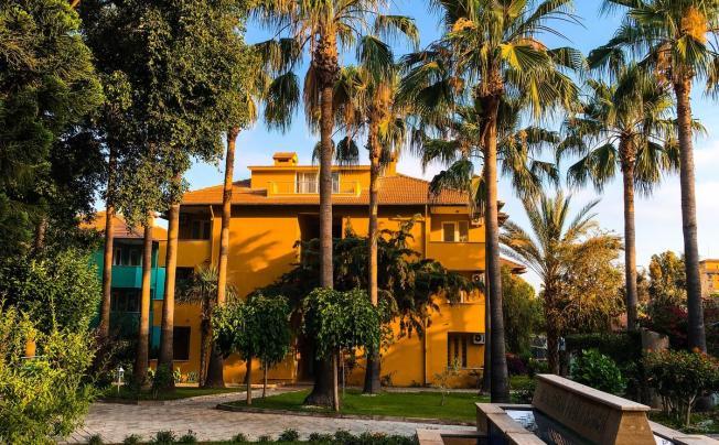 Отель Armas Green Fugla Beach (ex. Club Green Fugla Beach)