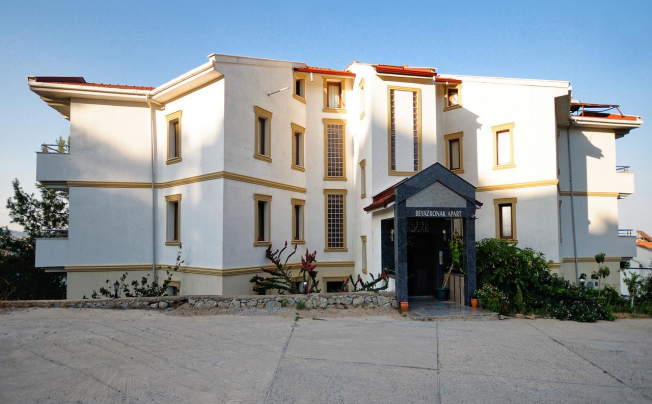 Отель Beyaz Konak Evleri