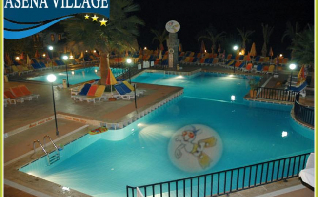 Отель Asena Village Hotel