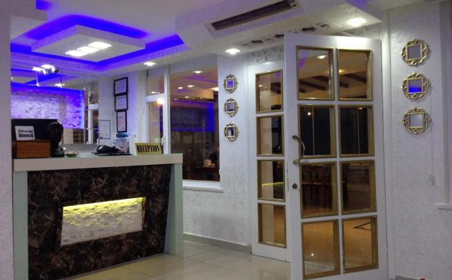 Отель Behram Hotel