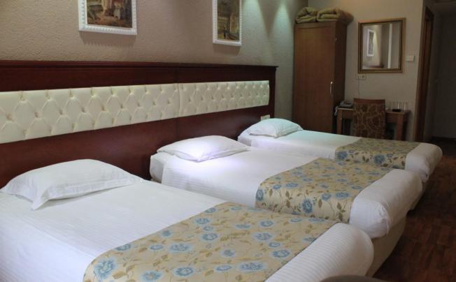 Отель Asur Hotel (ex. Orsep)