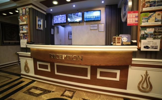 Отель Black Tulip Hotel