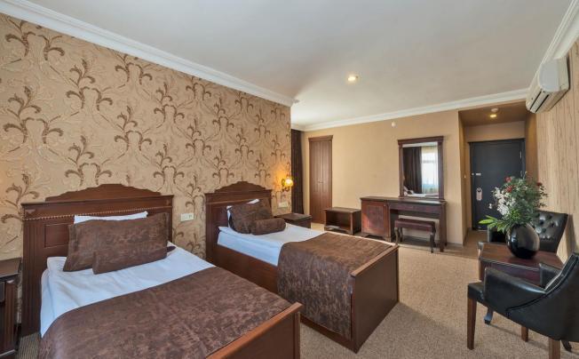 Отель Asya Park Hotel