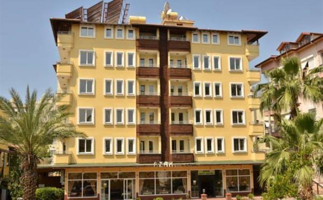 Отель Azak Suit