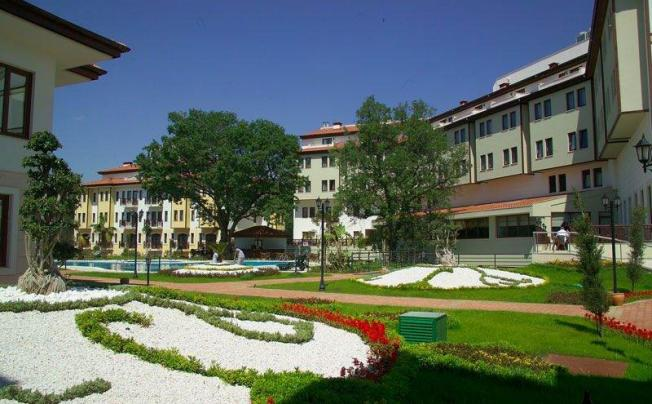 Отель Ayka Vital Park