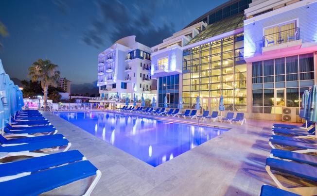 Отель Sea Life Family Resort Hotel (ex. Sea Life Resort Hotel & Spa)