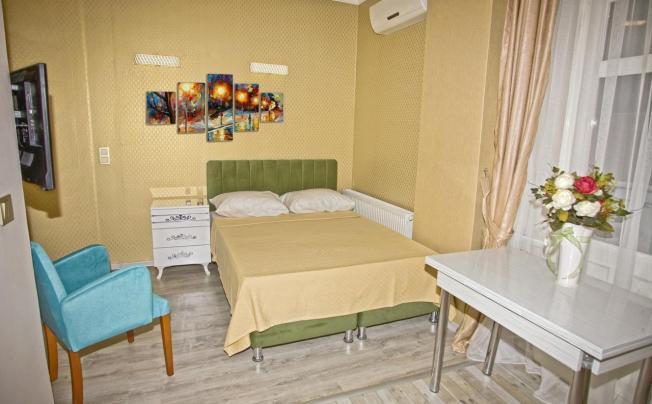 Отель Arsima Hotel Istanbul