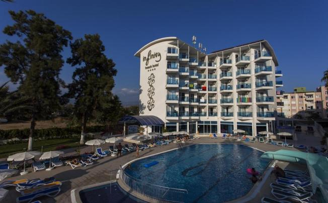 Infinity Beach Hotel (ex. Konakli Costa Beach)