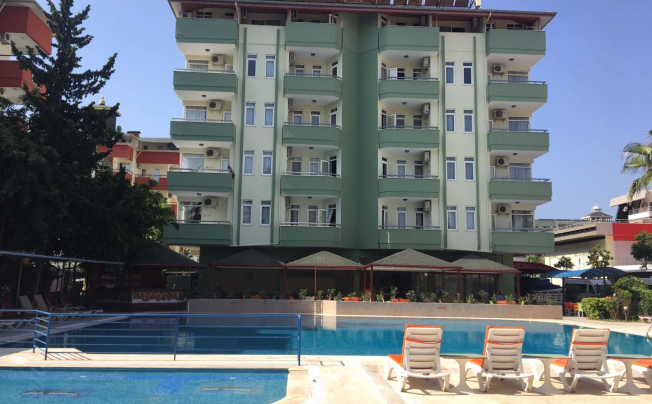 Happy Beach Hotel (ex. Drop Hotel)