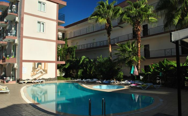 Отель Aybel Inn Hotel (ex. Mechta)