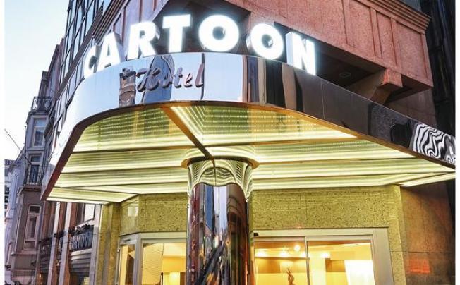 Отель Cartoon Hotel