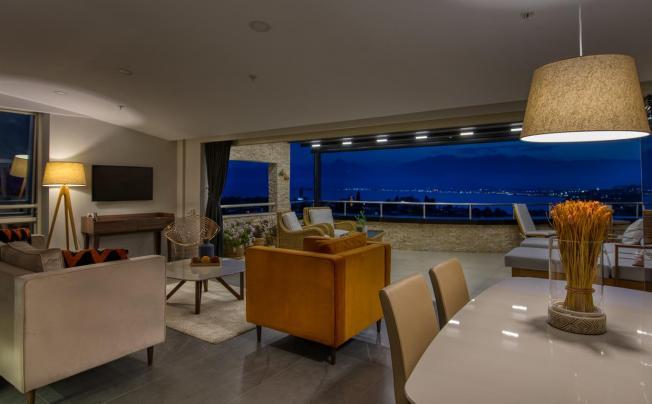 Отель Arkk Homes
