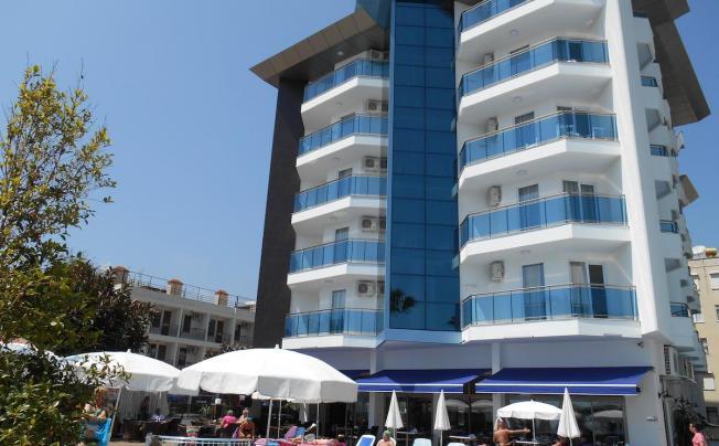 Отель Parador Beach Hotel