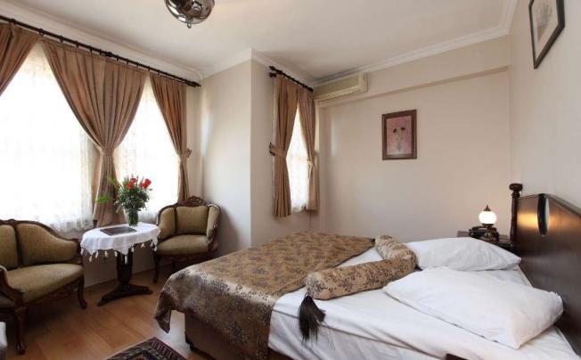 Отель Ayasofya Hotel Sultanahmet