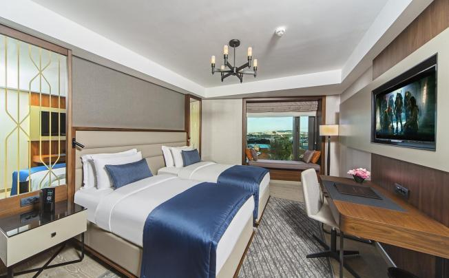 Отель Arts Hotel Istanbul (ex. Arts Hotel Bosphorus Istanbul)