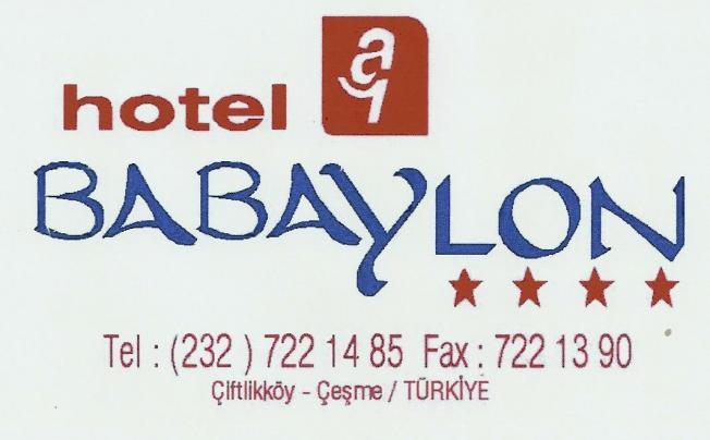 Отель Babaylon Hotel