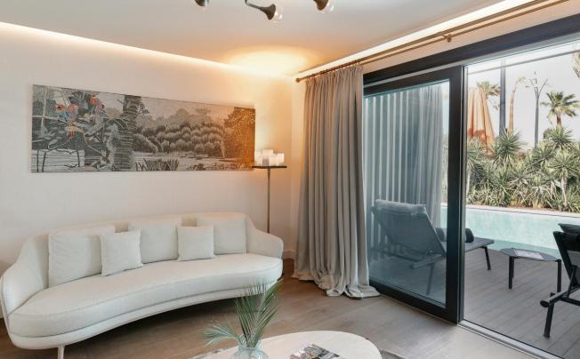 Отель Biblos Beach Resort Alacati