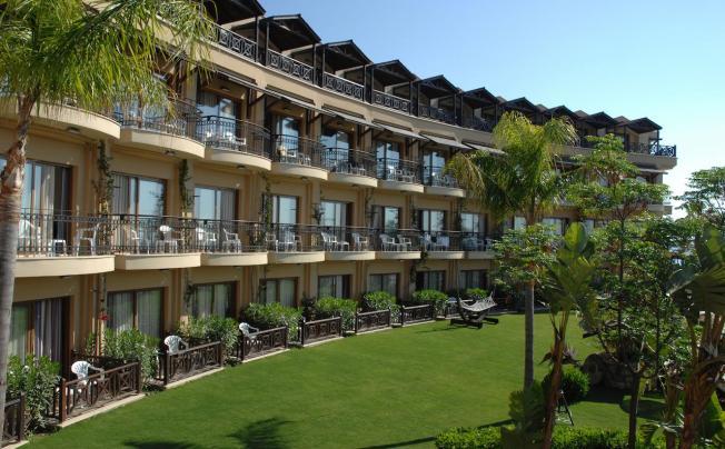 Отель Armas Labada Hotel (ex. Labada Beach Hotel; Asdem Labada Hotel)