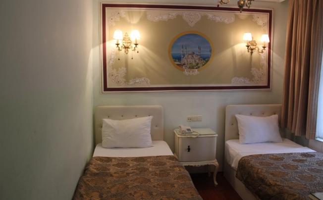 Отель Asmali Hotel