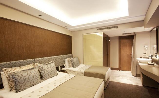 Отель Beyazit Tower Hotel