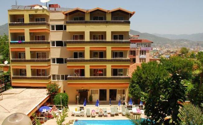 Отель Park Hotel Alanya