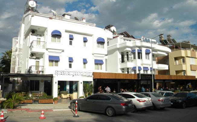 Отель Sava Hotel