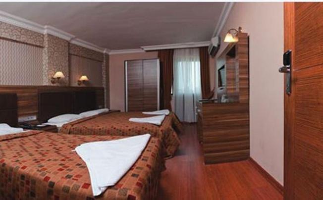 Отель Bazaar Hotel