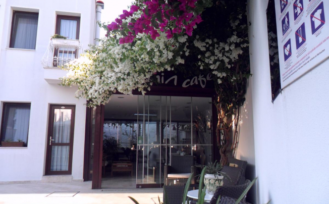 Отель Asmin Hotel