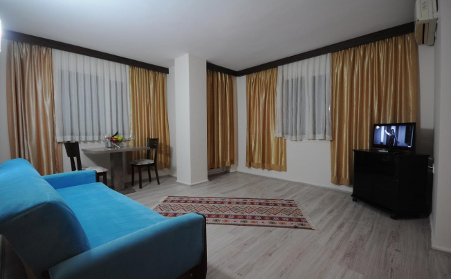 Отель Baris Suite Hotel