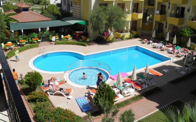 Summer Rose Hotel Side