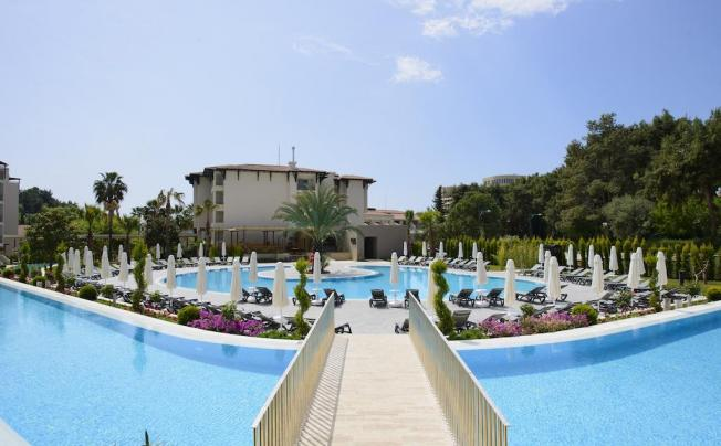 Отель Barut Hemera Resort & Spa