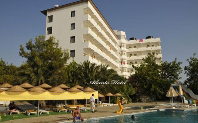 Отель Atlanta Hotel