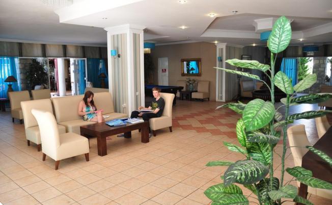 Отель Ayaz Aqua Hotel
