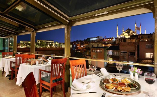 Отель Armada Hotel Old City Sultanahmet