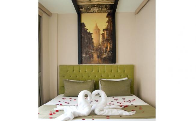 Отель As Hotel Beyoglu