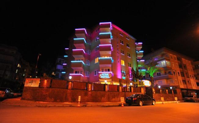 Отель Atak Apart Hotel