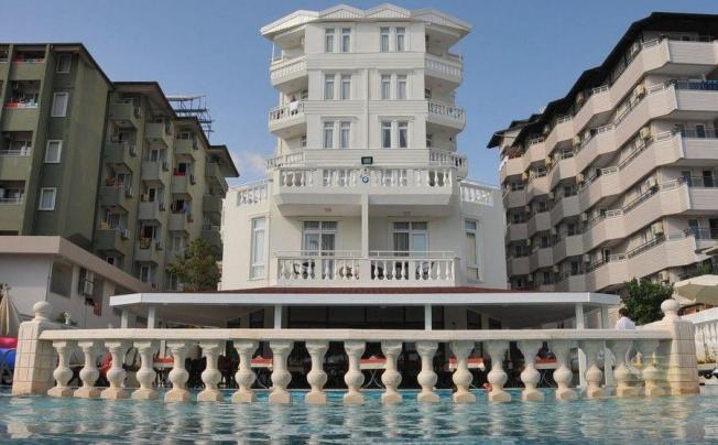 Отель Azak Hotel Alanya