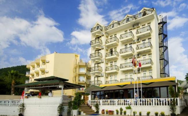 Отель B&b Yuzbasi Beach (ex. Bliss Beach; Yuzbasi Hotel)