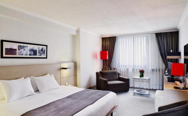 Отель Best Western Eresin Taxim Hotel