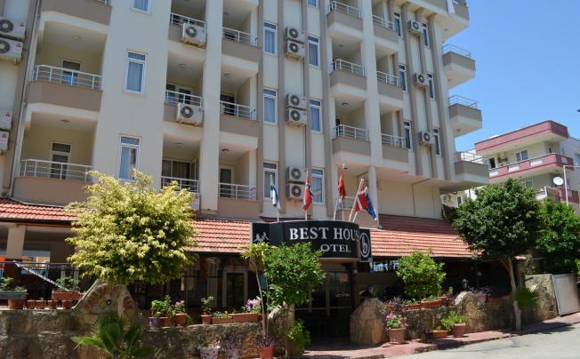 Отель Best House Hotel