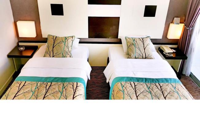 Отель Blue Garden Hotel