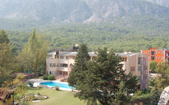 Отель Beldiana Park (ex. Sunpark)