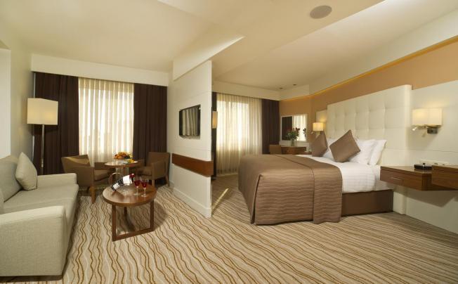 Отель Best Western Plus The President Hotel