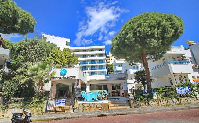 Отель Ponz Boutique Hotel