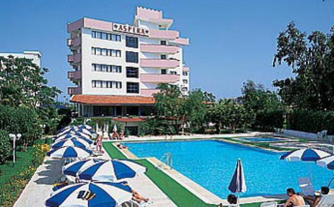 Отель Aspera Hotel