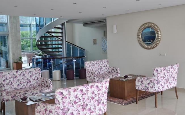 Отель Beyaz Suite Hotel