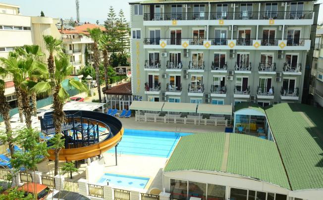Отель Side Sedef Hotel