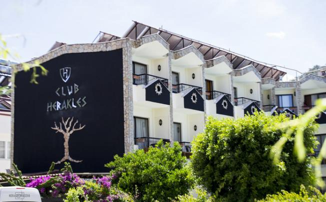Club Herakles Hotel (ex. Stone House Hotel Kemer)